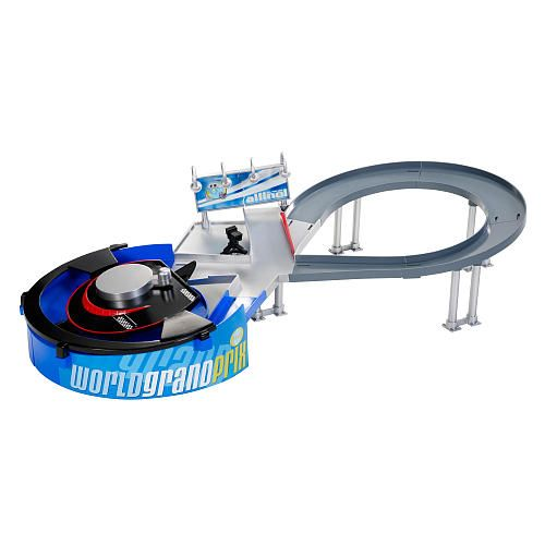Cars 2 Quick Changer Playset. $24.99 at Toys R Us. For Gray.