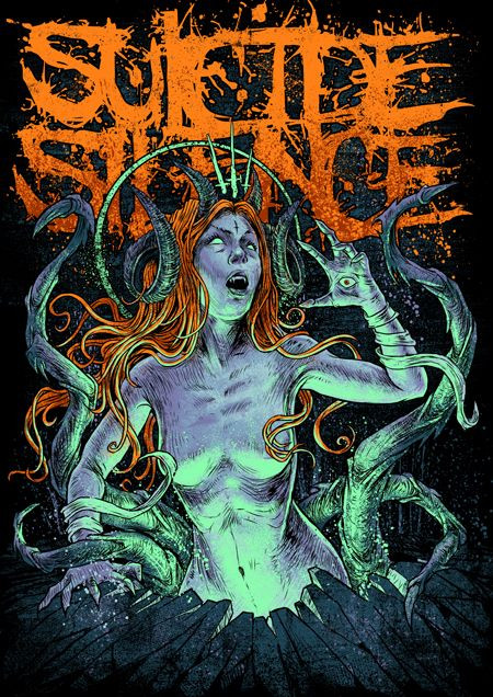 Suicide Silence amazing!!