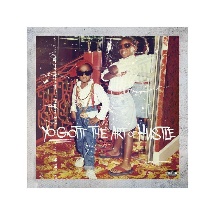 Yo gotti - Art of hustle [Explicit Lyrics] (Vinyl)