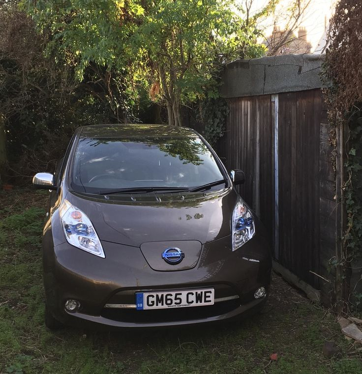 Nissan Leaf Tekna 30kW - after not owning a car for 12 years I decided to try a six month old brown demonstration model electric car - bought cheap (half price) the week after Brexit when car dealers thought the sky had fallen in. It's great - if a little geeky planning longer trips. Ecotricity (100% renewable - non nuclear) give me free recharges at motorways on the road because we are its customers at home. We recharge overnight using unwanted power and look forward to V2G