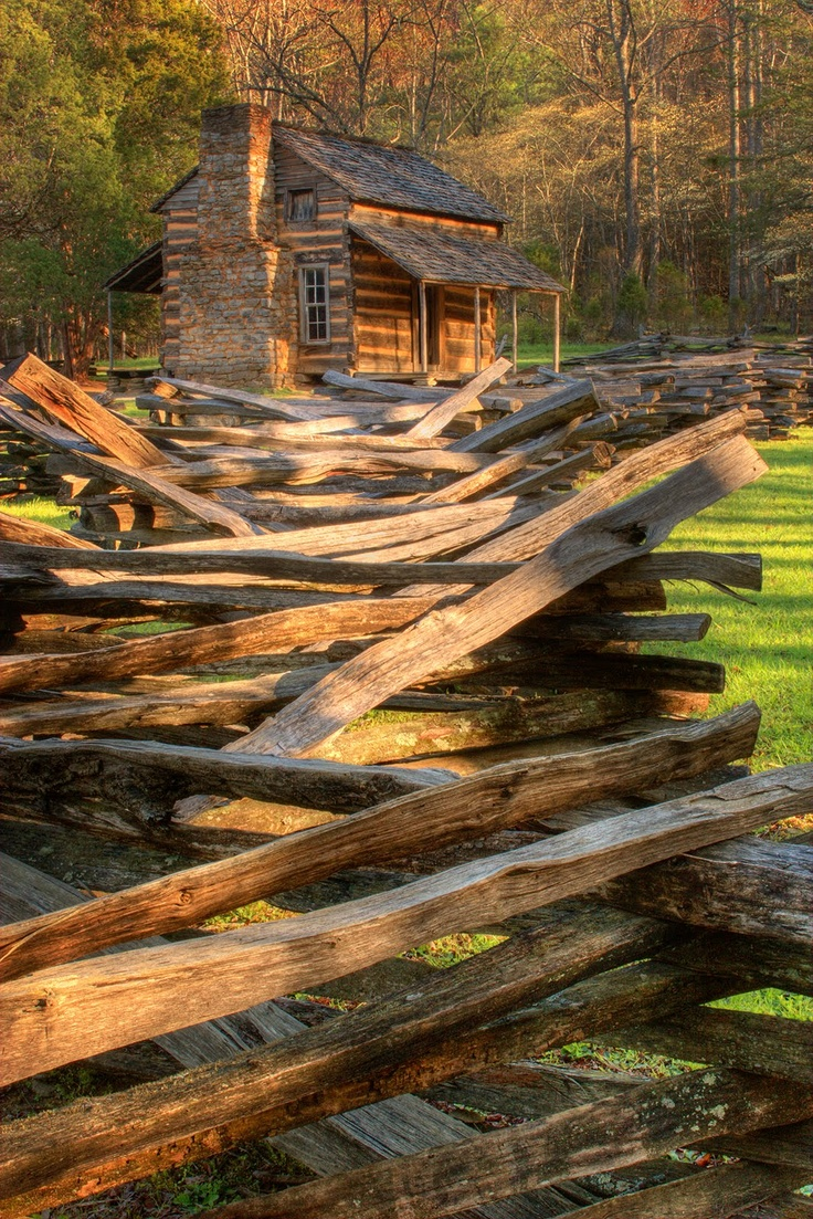 Snake-Rail Fence,  Snakes Fence, Beach House,  Virginia Fence, Country Living, Cabin Fever, Railings Fence, Logs House, Logs Cabin