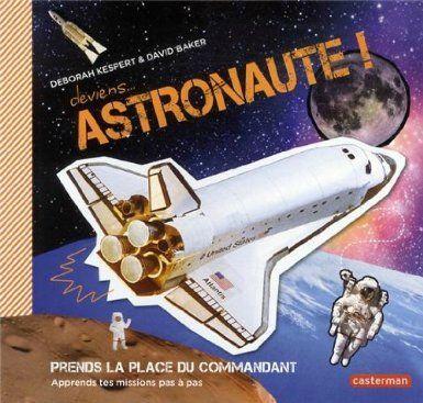 A l'école des astronautes                                                                                                                                                                                 Plus