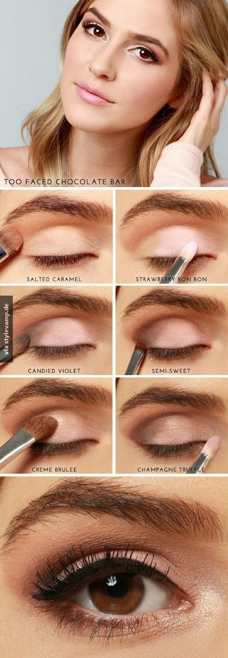 Nude Eye Make Up