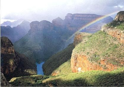 God's Window, South Africa. It truly is