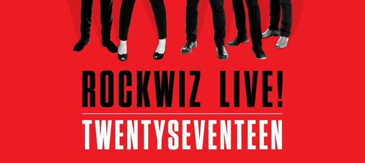 Rockwiz Live in Townsville in July
