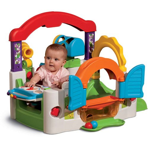 shop for the little tikes activity garden for less at