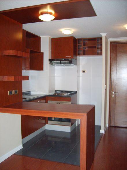 Fotos de departamento tipo estudio en arriendo due o for Cocinas pequenas para apartamentos tipo estudio