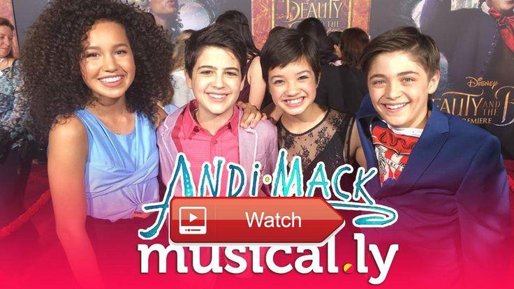 Andi Mack Musically Best Compilation l New Disney Channel Andi Mack Peyton Elizabeth Sofa Wylie Asher ngel Musically videos Download APP