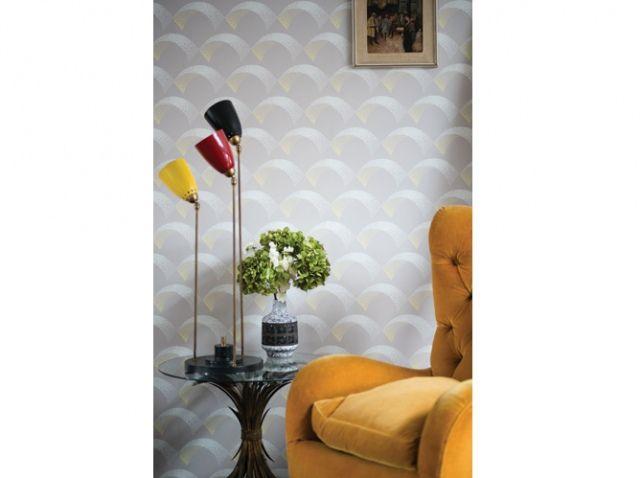 images about Papiers peints - Wallpaper on Pinterest  Vintage style ...