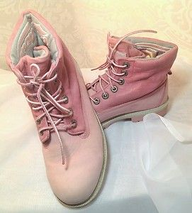 Womens Pink Hiking Boots