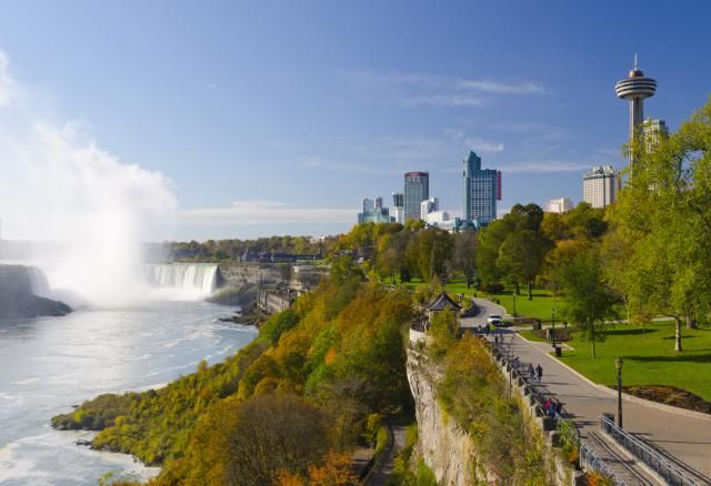 Free things to do with kids in the Niagara Falls region, free attractions in St…