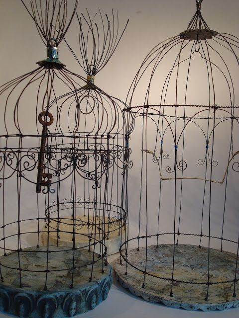 Jill Walker: cage structures, curious objects