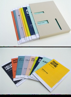 booklets/case