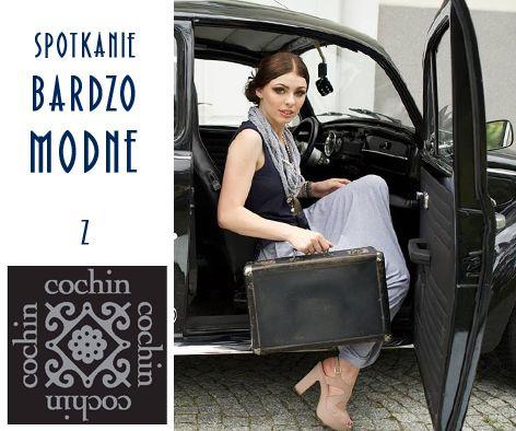 polish brand of fashion COCHIN #clothing #woman #polish #fashion #designer #unique #spotkaniabardzomodne