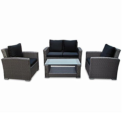 Rattan Garden Furniture Set Outdoor Patio Conservatory Table and Chairs Set  Grey   Clearance Sale. 25  best ideas about Rattan furniture sale on Pinterest   Rattan