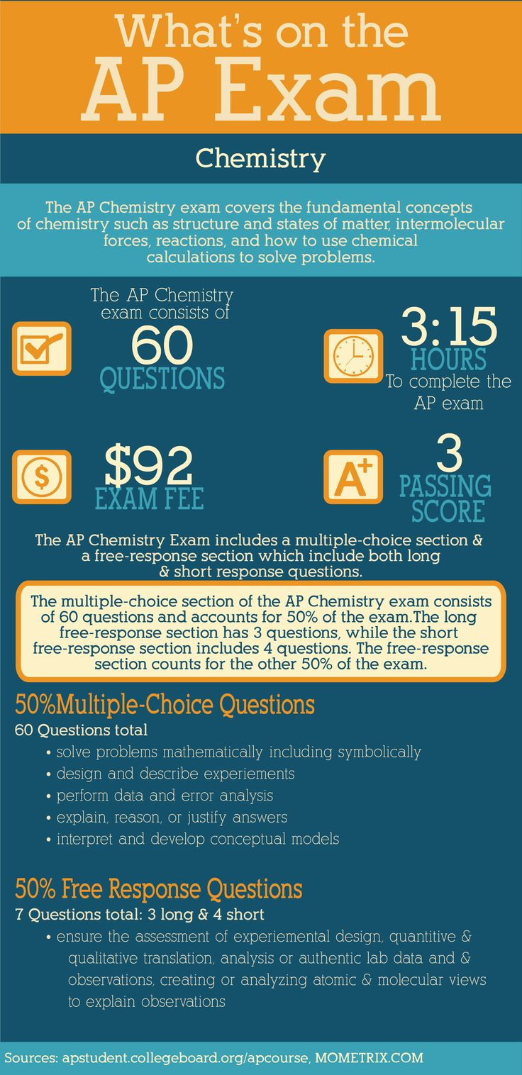 ap chem Students who earn a 4 or 5 on the ap chemistry exam are eligible to receive  credit for the lecture courses: chem 177 and 178, general chemistry i and ii (7.