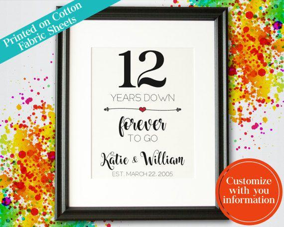 10 Best 12th Wedding Anniversary (pearls, Linen, Silk