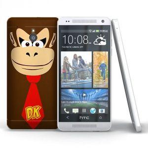 Coque HTC ONE MINI M4 Donkey Kong. #fun #originale #donkey #kong #jeu #coque #htc #m4