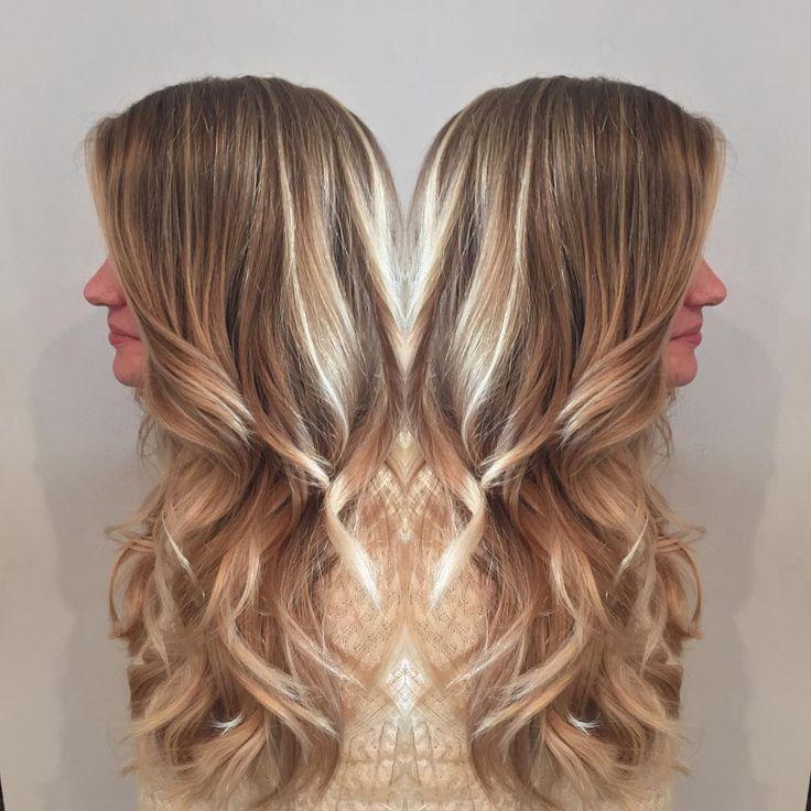 awesome Роскошный медовый цвет волос (50 фото) — Как подобрать краску и оттенки Читай больше http://avrorra.com/medovyj-cvet-volos-kraska-foto/