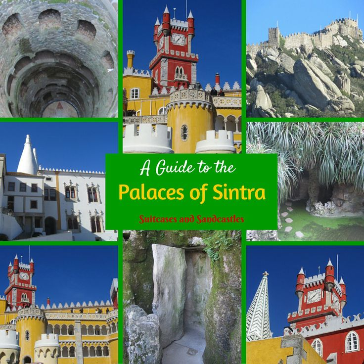 A Guide to the Palaces of Sintra