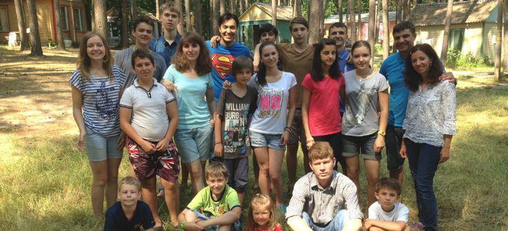 Прошел летний молодежный лагерь #PenuelCamp (Украина) - БОГ НЬЮЗ - BOG NEWS - Новости в Божьем контексте