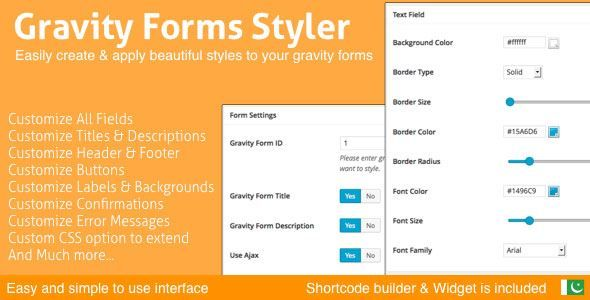 CodeCanyon - Gravity Forms Styler Free Download