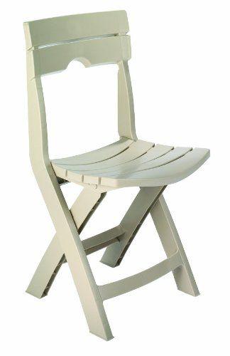 Adams Manufacturing 8575-23-3700 Quik-Fold Chair Desert Clay