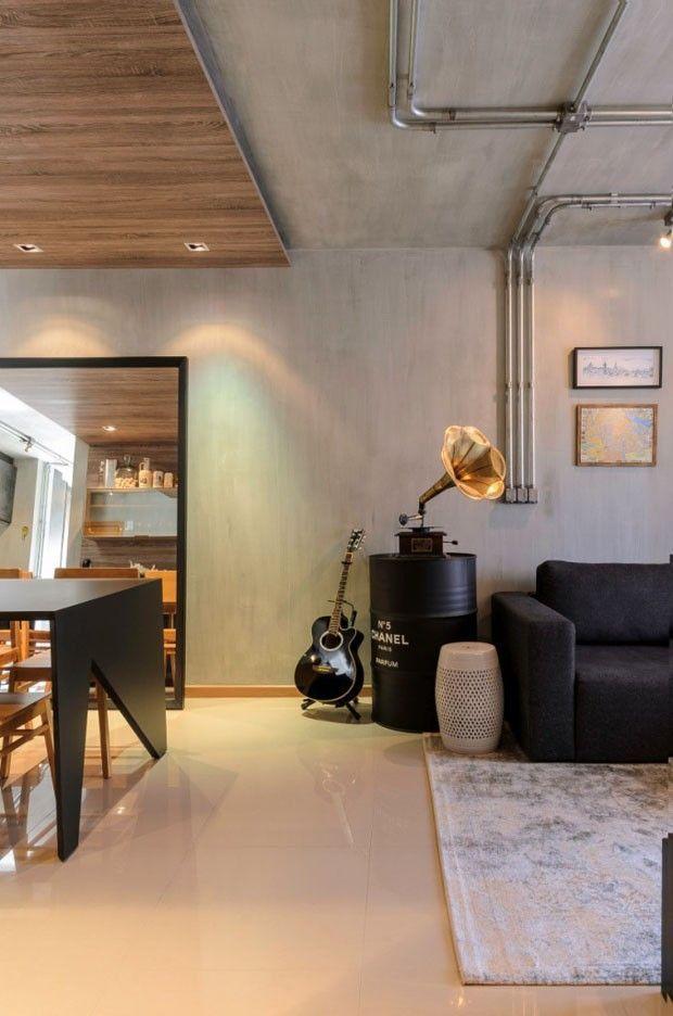 Apartamento Studio Alencar (Foto: Alexandre Zelinski / divulgação)