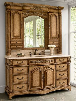 retro vanities sink cabinet cabinets antique vanity bathroom