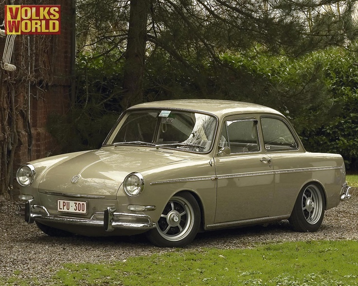 Volkswagen Type 3 - Cool if your into VW because it is not a bug, if you are any other old cars it looks rather plain