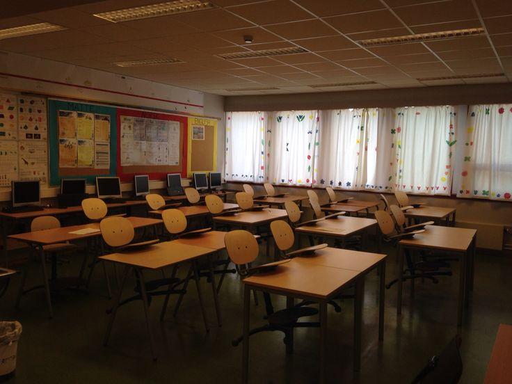 Klasserommet