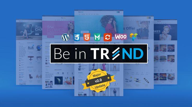 Trend - Multipurpose / Fashion / Restaurant / Construction / Modern Shop WooCommerce WordPress Theme by modeltheme