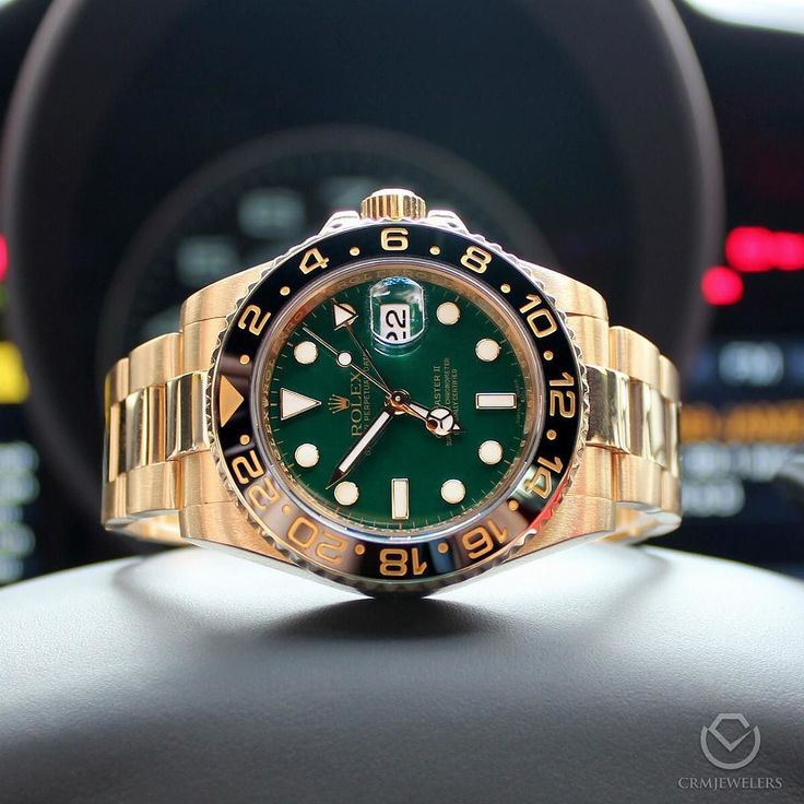My pick for tonight's dinner  Rate my Selection 1-10 Rolex GMT-II Yellow Gold  $20500