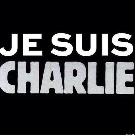 #JeSuisCharlie 07012015