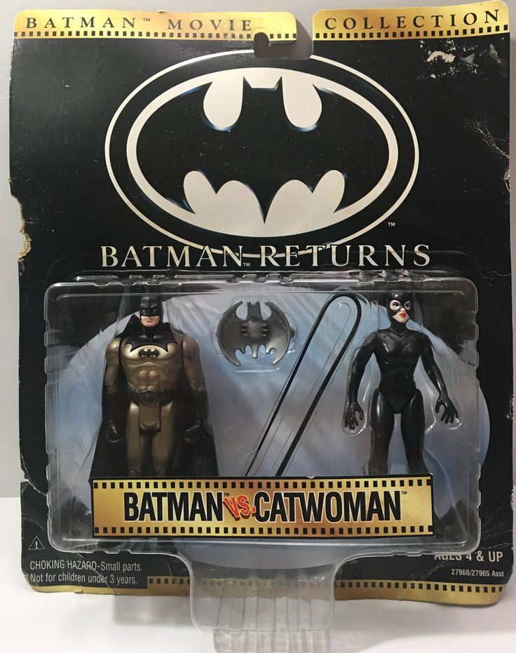 We always have the hottest Vintage Toys at The Angry Spider.  Now available: (TAS000033) - 199...  Check it out here: http://theangryspider.com/products/tas000033-1997-kenner-batman-returns-batman-vs-catwoman-figures?utm_campaign=social_autopilot&utm_source=pin&utm_medium=pin