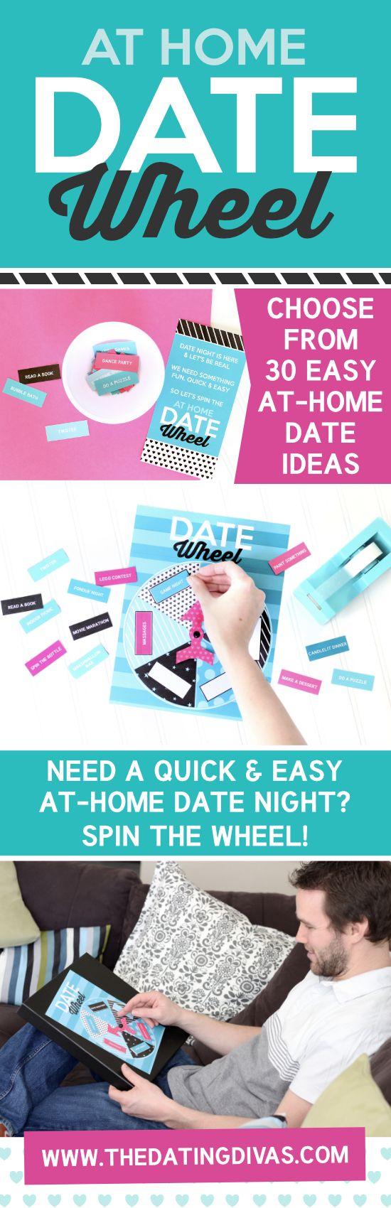 Dating divas 45 date night ideas