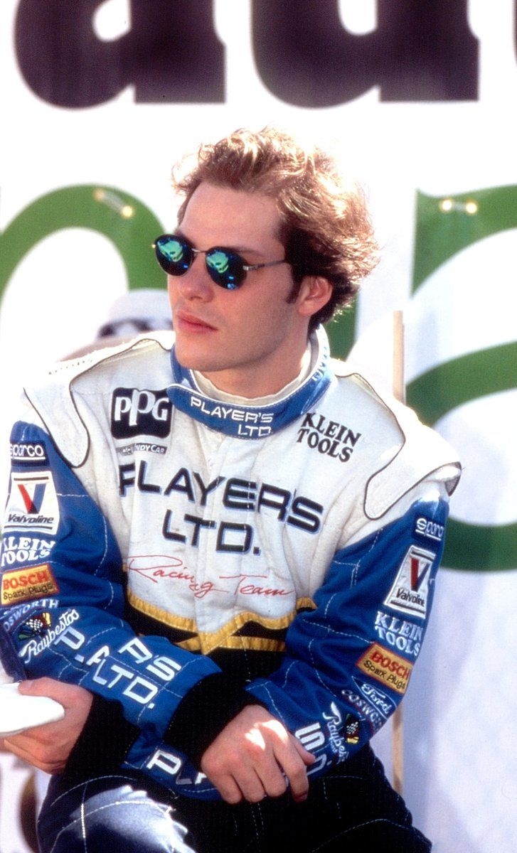 Jacques Villeneuve (1995 CART-Indy 500 champion) Team Green-Reynard-Ford #indycar @FormulaOneWorld