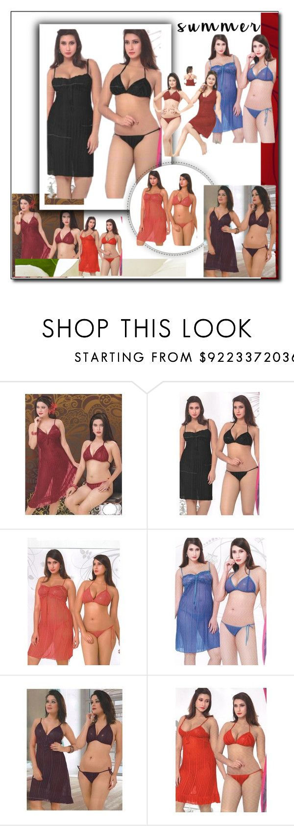 Sexy Nightwear for Ladies & Hot Night Dresses for women by lavanyas-trendzs on Polyvore featuring bedroom  http://www.polyvore.com/sexy_nightwear_for_ladies_hot/set?id=205150086  #sexynighty  #sleepwear #bedroomnighty #honeymoonighty #nightwear  #indiatrendzs