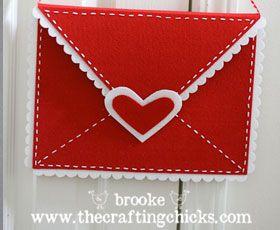 red envelope valentine day