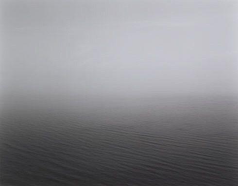 Hiroshi Sugimoto. Black Sea, Ozuluce. 1991 - Guggenheim Museum