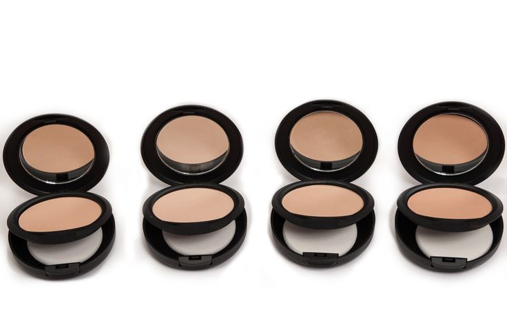 REB Cosmetic Pressed Foundation range