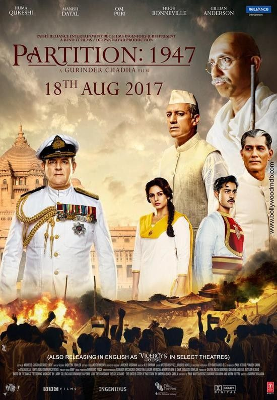 Partition 1947 (2017) Hindi 350MB DVDRip Download