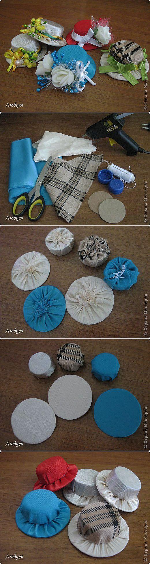 MK despretensiosas chapéus | País Mestres | игрушки | Постила