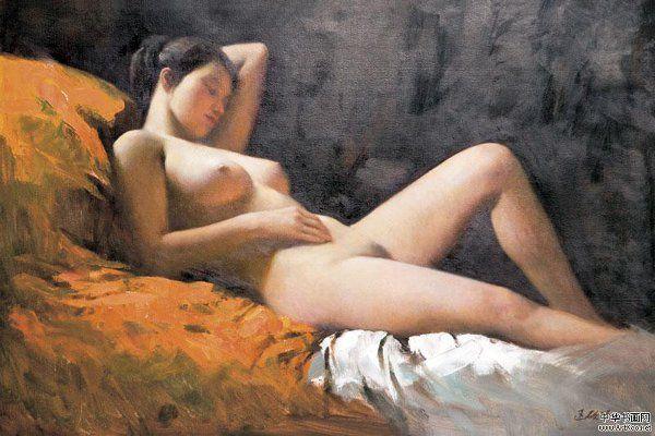 Картинки по запросу Ou Chu Jian 1950 nude