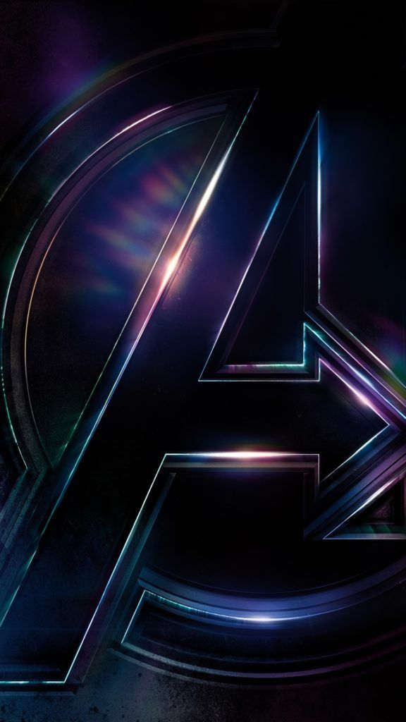 Avengers Infinity War Logo 4k Wallpaper Awesome Wallpapers Pc8