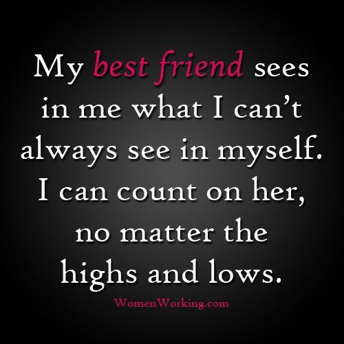 Best Friend Quotes For Her: 25+ Best Ideas About Best Friend Sayings On Pinterest