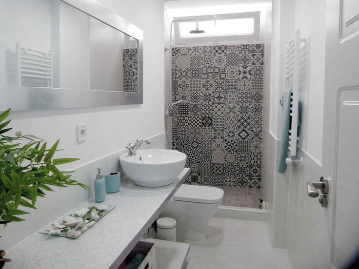 Cuarto de baño totalmente renovado