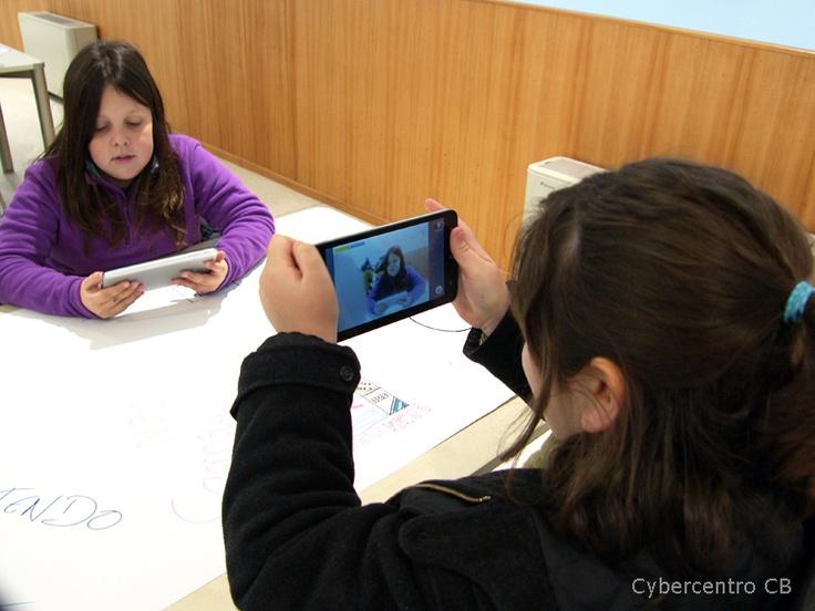 Membros da Equipa Google exploram fotografia digital nos tablets