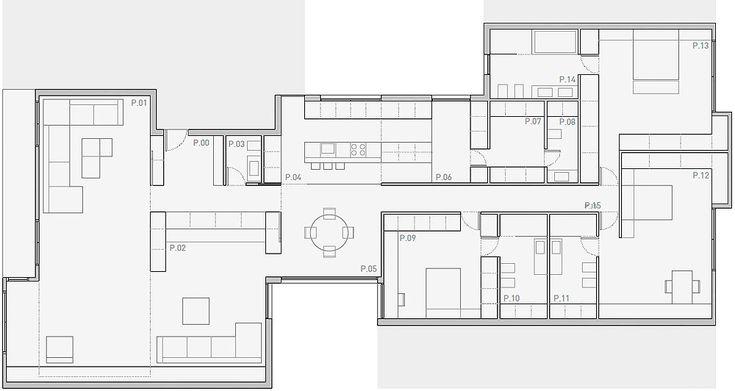 32 best plans planos architecture by fran silvestre for Planos de chalets