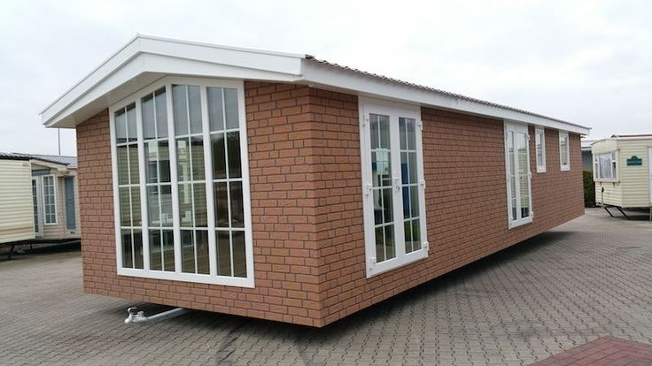 Mobilheim 3Fach Glas Winterfest Wohnwagen Baucontainer Container Wohnmobil Haus   Immobilien, Wohnen   eBay!